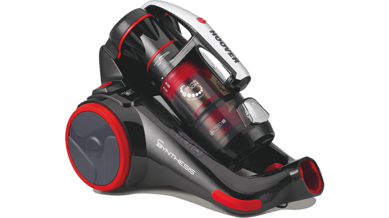 Synthesis Bagless cylinder vacuum cleaner | Hoover